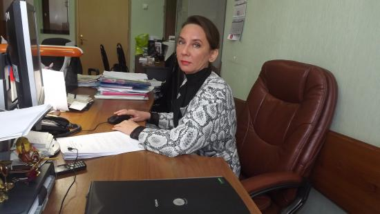 Светлана Николаевна Козлова